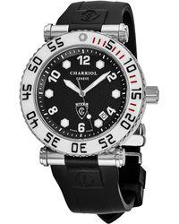 Charriol - Men's Rotonde Watch - Lyst