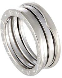 BVLGARI 18k B. Zero 1 Ring
