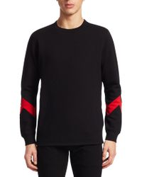 Givenchy | Woven Pullover | Lyst