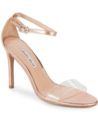 Charles David - Cristal Classic Stiletto Heel Sandals - Lyst