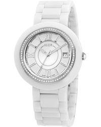 Alor - Women's 37mm Cavo Diamond Watch - Lyst