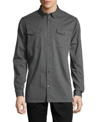 Wesc - Olaf Sport Shirt - Lyst