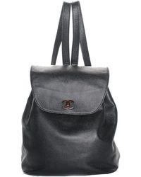 651e12e51209 Chanel - Black Caviar Leather Reissue 2.55 Bag - Lyst