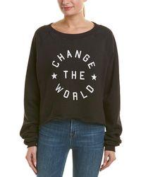 Chrldr - Change The World Crop - Lyst