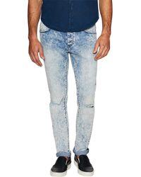 Neuw - Lou Distressed Slim Jeans - Lyst