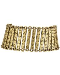 House of Harlow 1960 - Iconic Etch Bracelet - Lyst