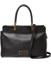 Marc Jacobs - Leather Too Hot To Handle Satchel Bag - Lyst
