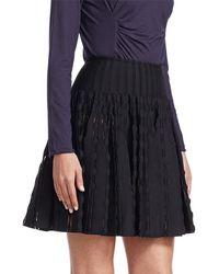 Alaïa A-line Skirt