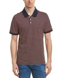 405a202298 Lacoste Casual Elegance Italian Yarn Short Sleeve Polo-slim Fit in Blue for  Men - Save 4% - Lyst