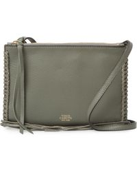 Vince Camuto - Litzy Leather Crossbody Bag - Lyst