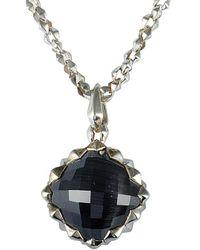Stephen Webster Silver 33.15 Ct. Tw. Gemstone 32in Necklace