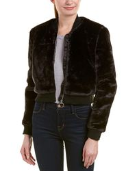 Bardot Bomber Jacket