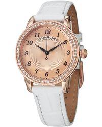 Stuhrling Original - Women's Symphony Watch - Lyst