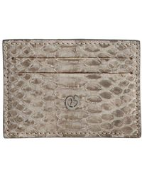 Nada Sawaya - Python Credit Card Holder - Lyst