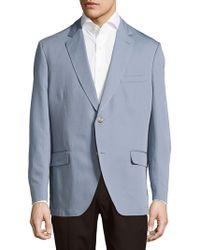 Kroon - Taylor Solid Cotton & Linen Sportcoat - Lyst