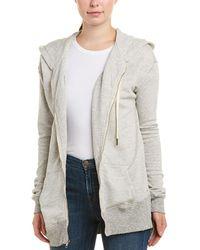 n:PHILANTHROPY - Philanthropy Cleo Oversized Hoodie Jacket - Lyst