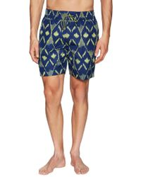 Marc By Marc Jacobs - Sealed Pocket Swim Trunks - Lyst