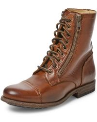 Frye - Tyler Double Zip Boot - Lyst