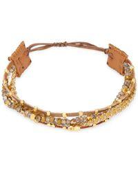 Chan Luu - Elastic Beads Bracelet - Lyst