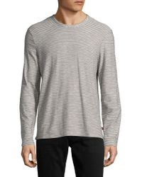 7 For All Mankind - Stripe Pullover - Lyst