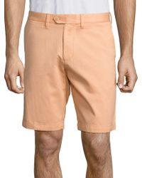 Saks Fifth Avenue - Collection Pima Modal Shorts - Lyst