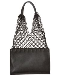 Steven Alan William Leather Bucket Bag