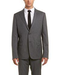 Ermenegildo Zegna - Classic Wool Suit - Lyst