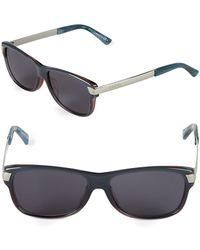 Gucci - 59mm Square Sunglasses - Lyst
