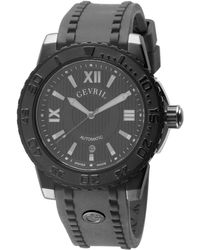 Gevril Watches - Gevril Sea Cloud Stainless Steel Watch, 44mm - Lyst