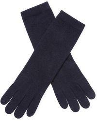 Portolano - Long Cashmere Gloves - Lyst