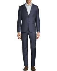 Saks Fifth Avenue - Two-piece Wool-blend Suit - Lyst