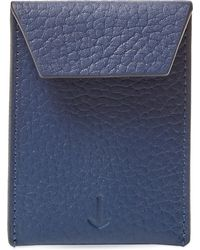 Miansai - Textured Envelope Wallet - Lyst
