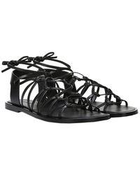 Vince - Palmera Leather Sandal - Lyst
