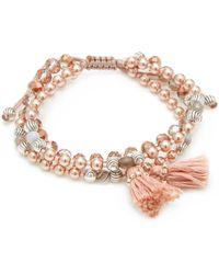 Chan Luu - Mix Bracelet - Lyst