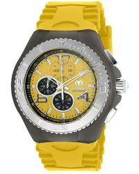 TechnoMarine Men's Cruise Jellyfish Watch - Metallic