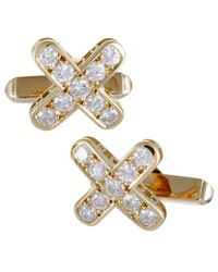 Mikimoto - 18k 0.51 Ct. Tw. Diamond Cufflinks - Lyst