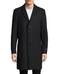 Ike Behar - Savoy Wool Jacket - Lyst