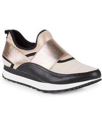 Steve Madden - Haro Colorblock Slip-on Sneakers - Lyst