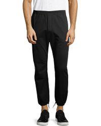 Den Im - Elasticized Cotton Jogging Pants - Lyst