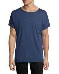 Antony Morato - Crewneck T-shirt - Lyst
