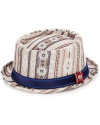 Robert Graham - Arizona Porkpie Hat - Lyst