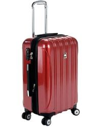 Delsey Helium Aero Expandable Spinner Carry-on