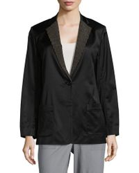 Marc By Marc Jacobs | Washed Satin Jacket | Lyst