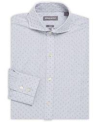 Michael Bastian - Double Dobby Dress Shirt - Lyst