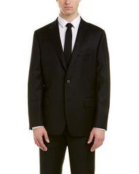 Hickey Freeman - Milburn Ii Wool Suit - Lyst