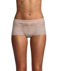 Wacoal - Fire And Lace Hipster - Lyst