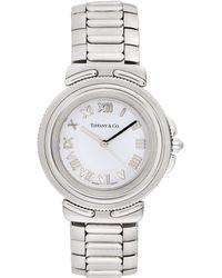 Tiffany & Co. - Vintage Tiffany & Co. Atlas Stainless Steel Watch, 35mm - Lyst