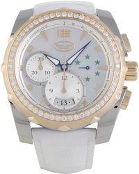 Parmigiani Fleurier - Womens Diamond Bugatti Watch - Lyst