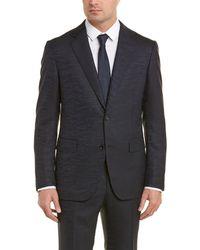 Pal Zileri - Wool Suit - Lyst
