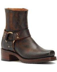 Frye - Heirloom Harness Boot - Lyst